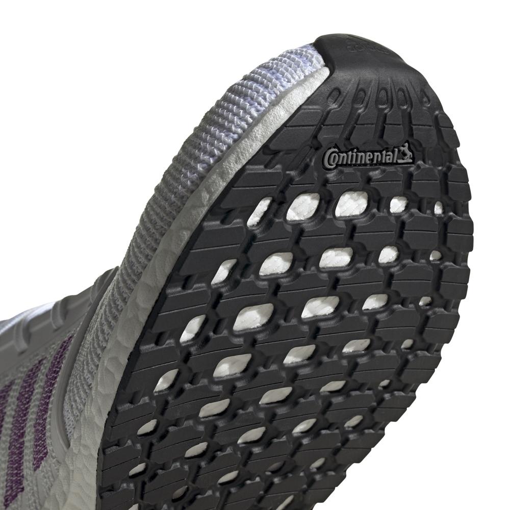 Adidas UltraBoost 20 Joggesko Dame Hvit/Lilla/Rosa