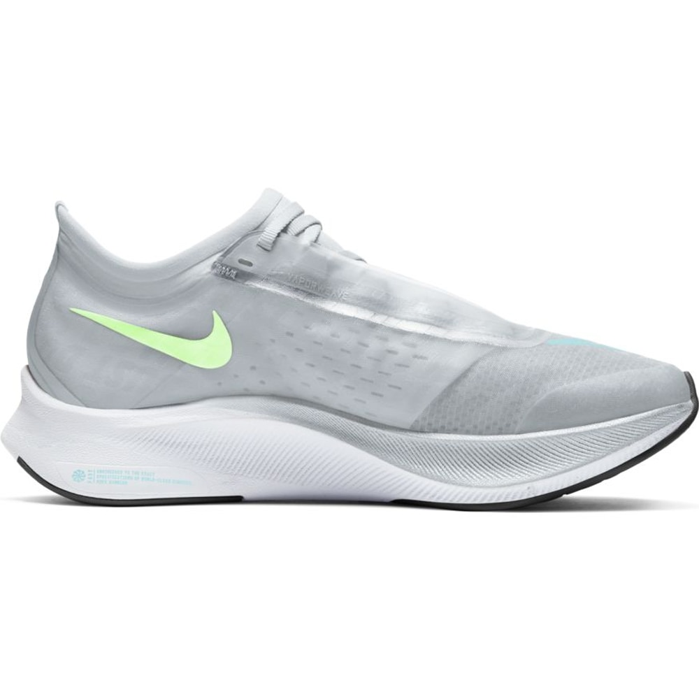 Nike Zoom Fly 3 Joggesko Dame Grå