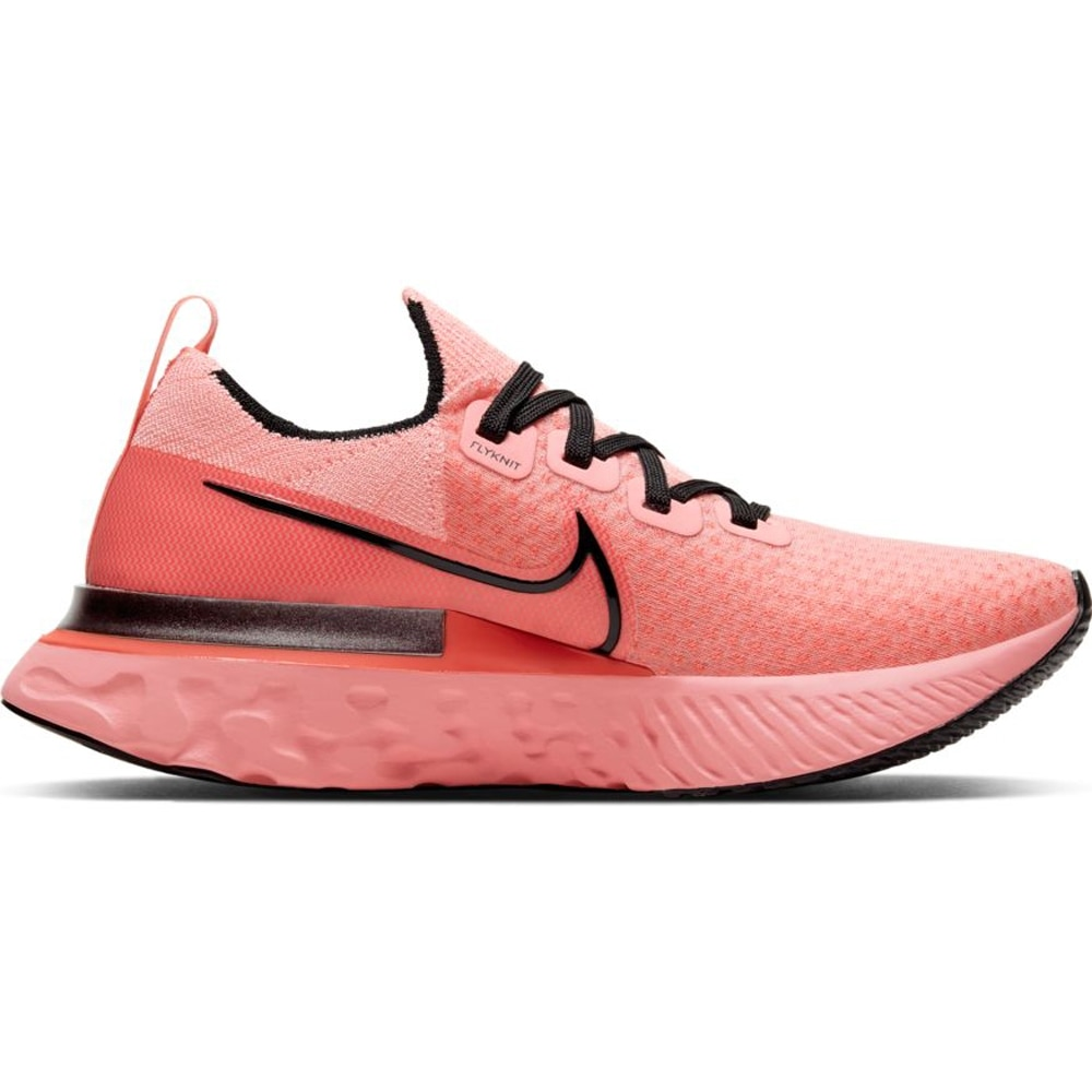 Nike React Infinity Run Flyknit Joggesko Dame Rosa