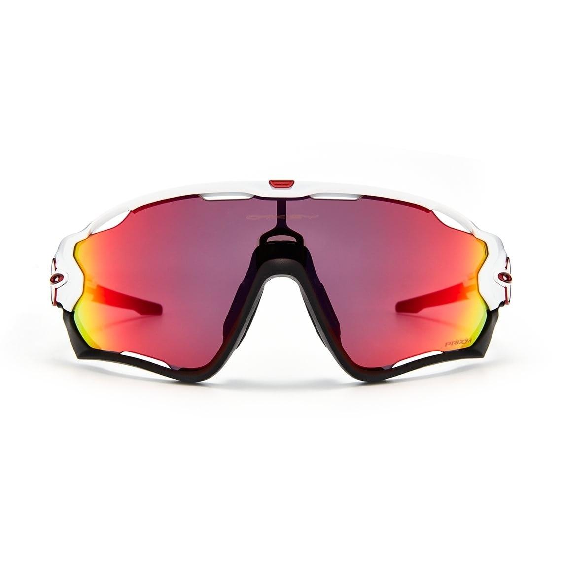 Oakley Jawbreaker Prism Road Hvit