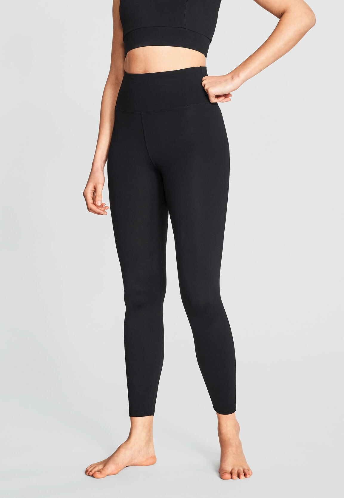 Röhnisch Nora Lasting High Waist Tights Dame Sort
