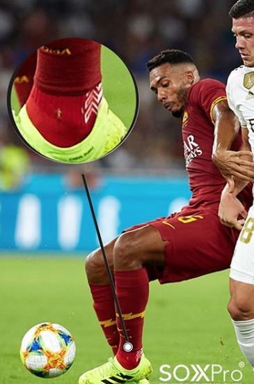 SOXPro Grip Fotballstrømper Rød