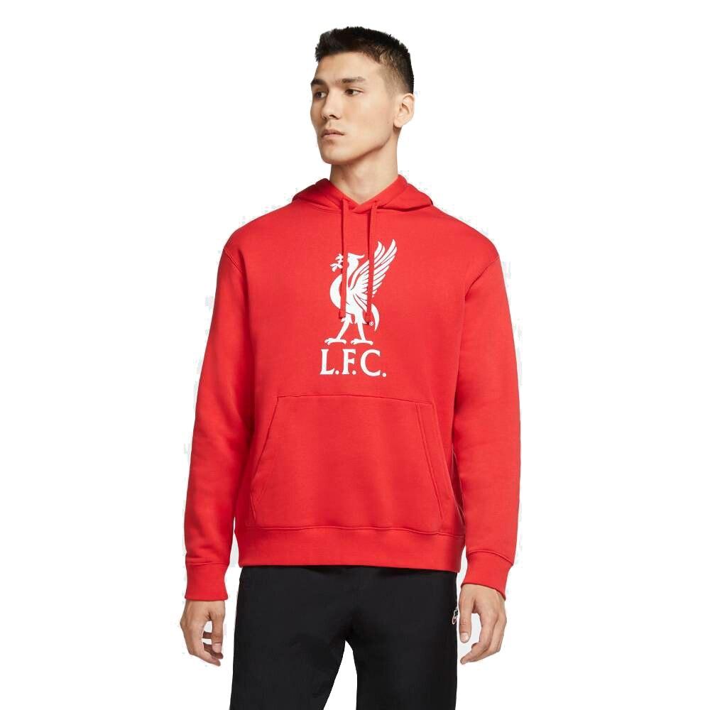 Nike Liverpool FC Fleece Hettegenser 20/21 Hjemme