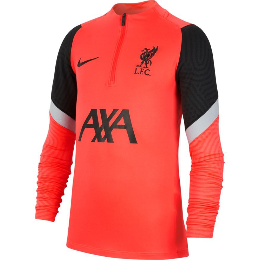 Nike Liverpool FC Dry Strike Fotballgenser 20/21 Crimson Rød