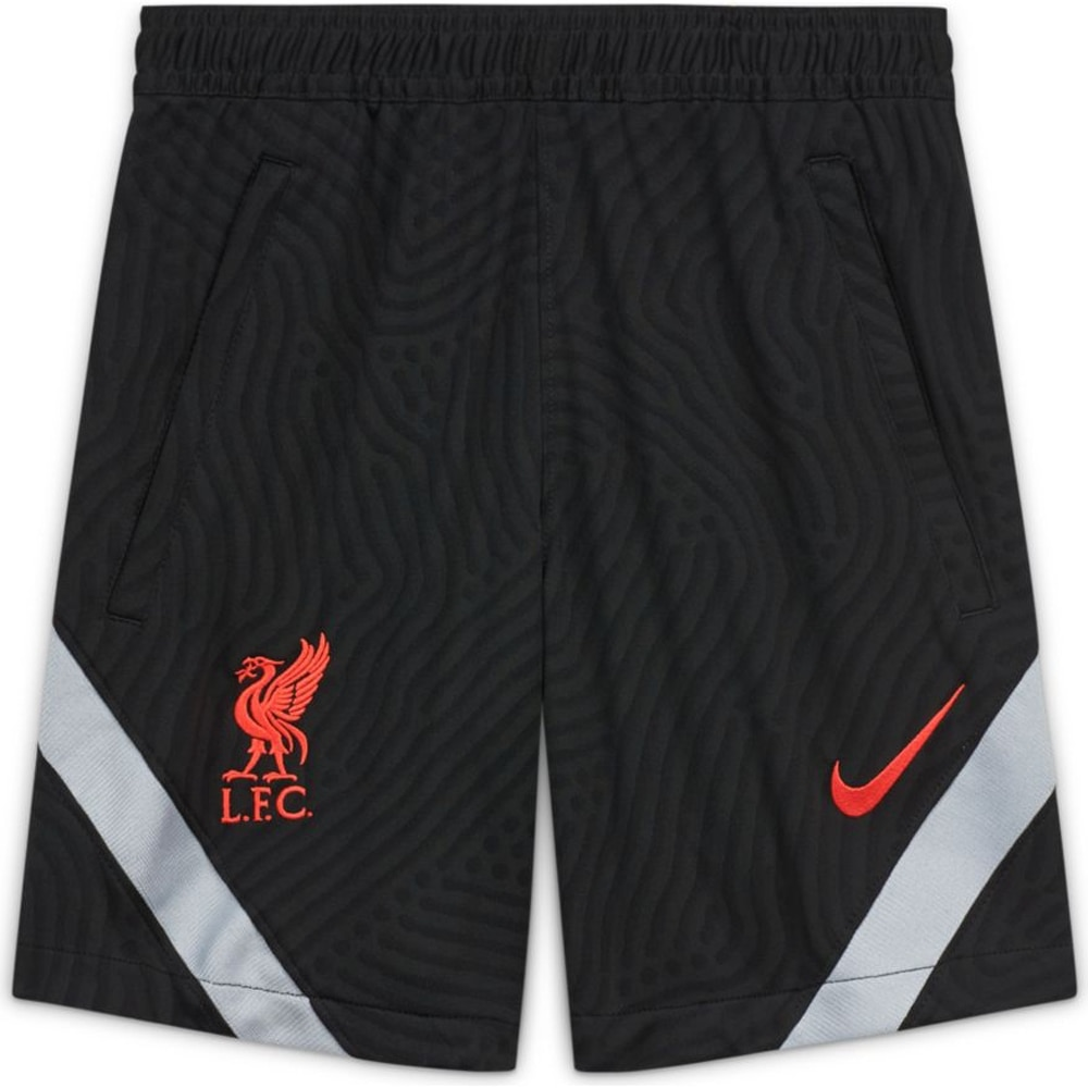 Nike Liverpool FC Dry Strike Fotballshorts 20/21 Sort