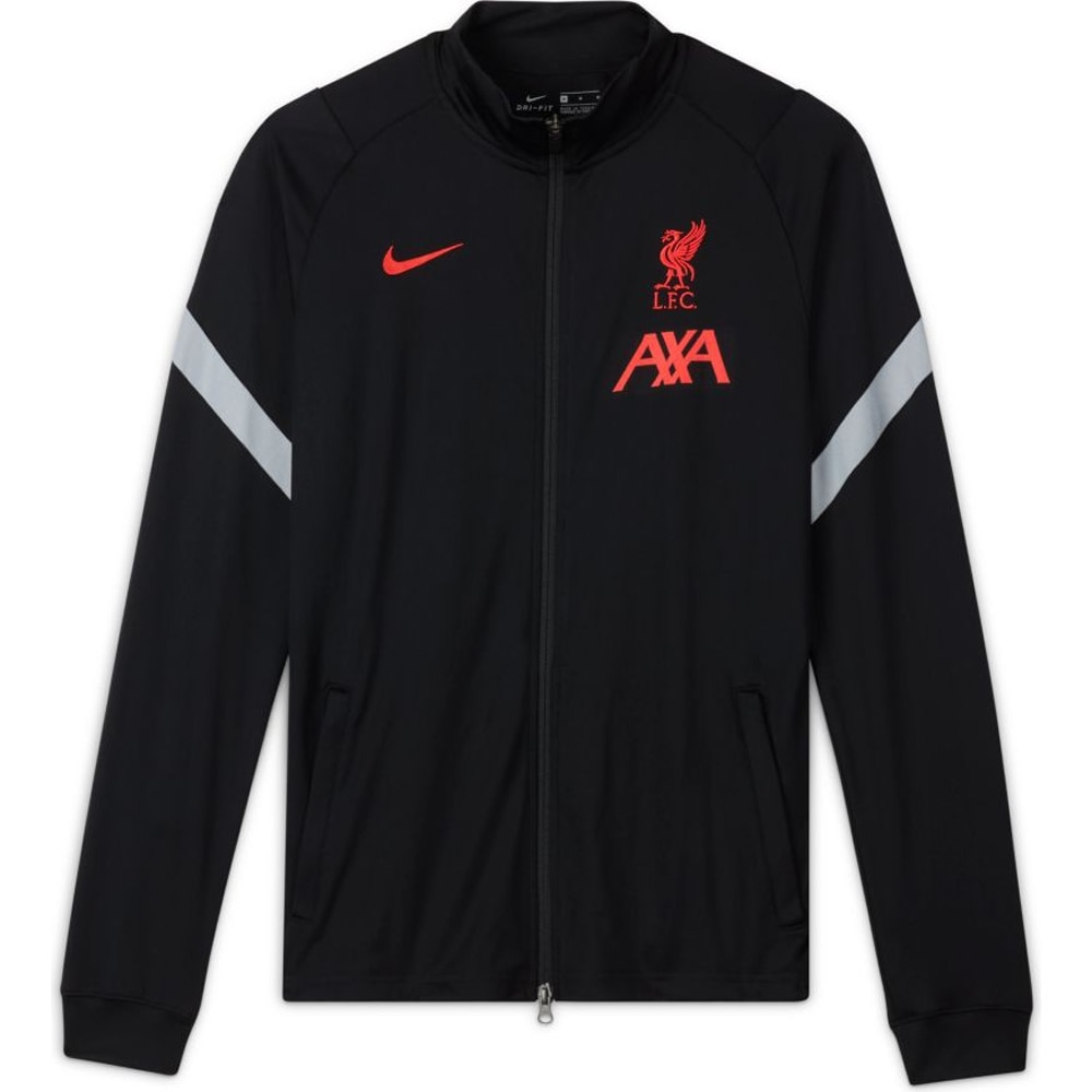 Nike Liverpool FC Track Fotballjakke 20/21 Sort
