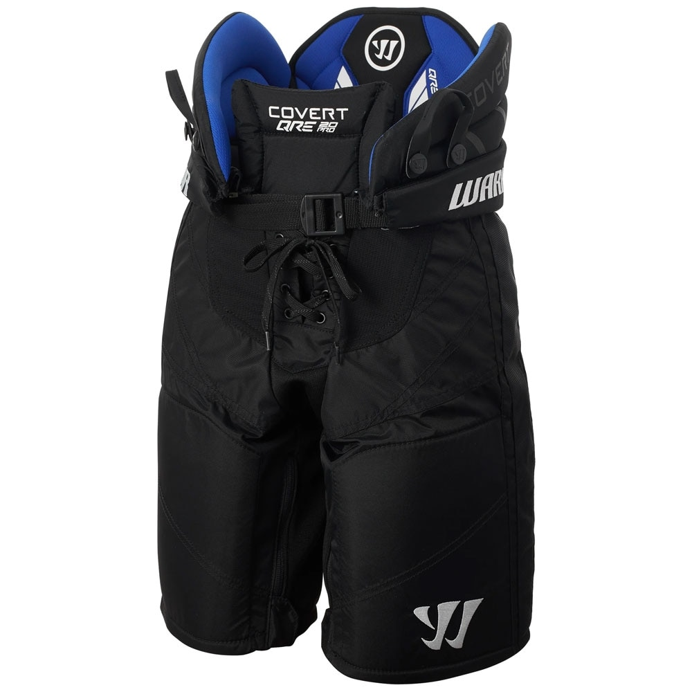 Warrior Covert QRE 20 PRO Hockeybukse Svart