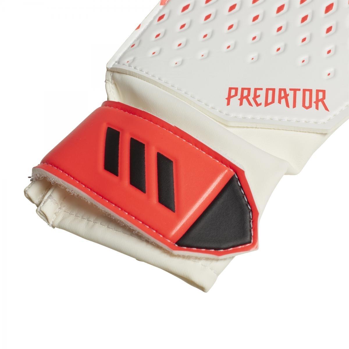 Adidas Predator Training Keeperhansker Barn Hvit