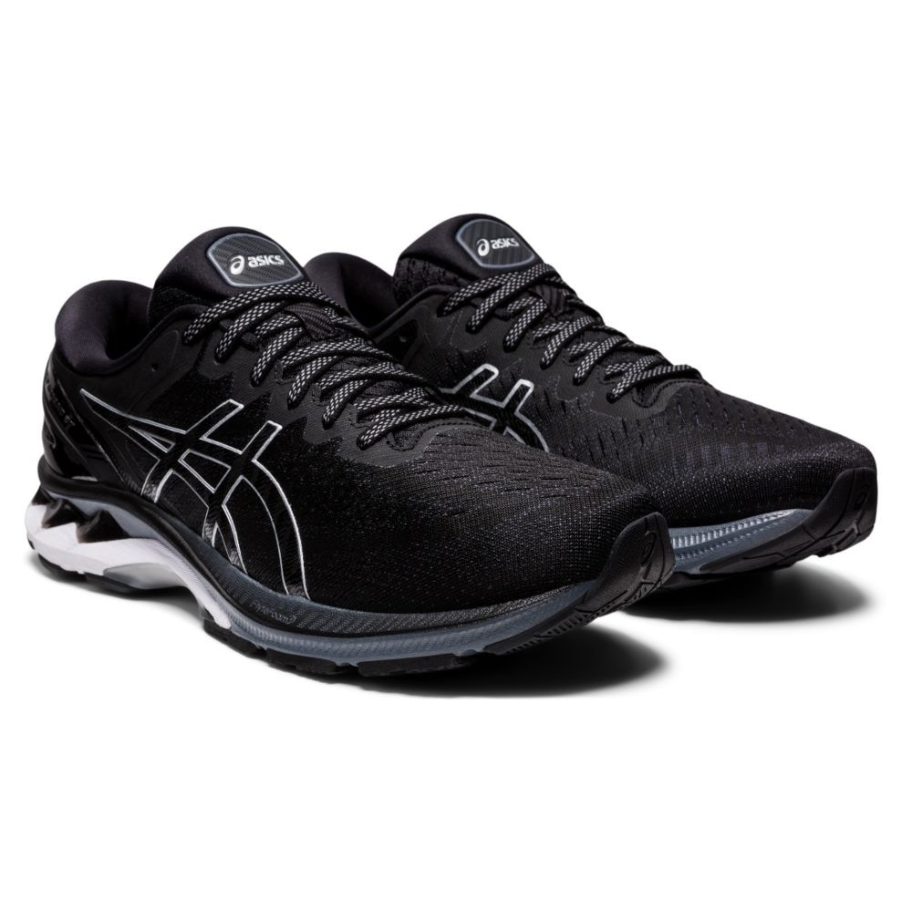 Asics Gel Kayano 27 Joggesko Herre Sort