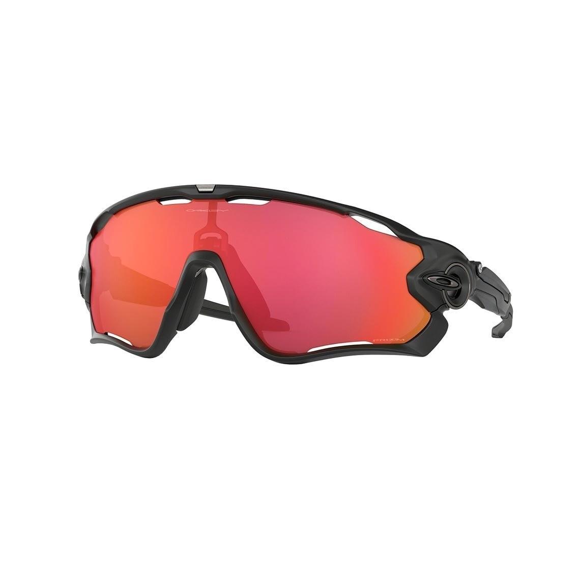 Oakley Jawbreaker Prizm Sort/Rød