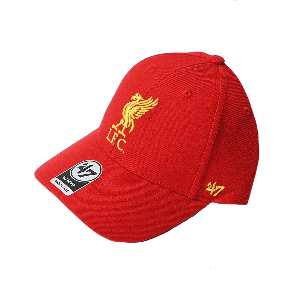 47 Liverpool FC Adj Caps Rød