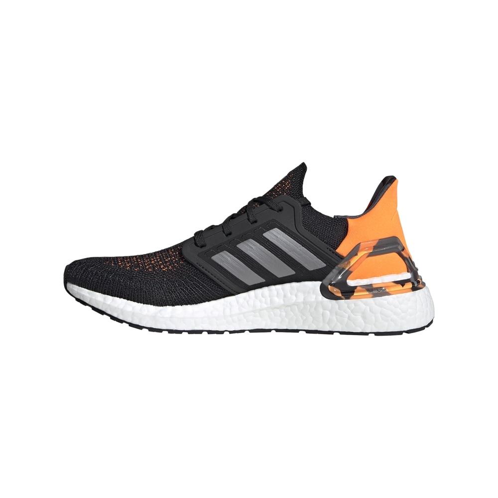 Adidas Ultraboost 20 Joggesko Herre Sort/Oransje