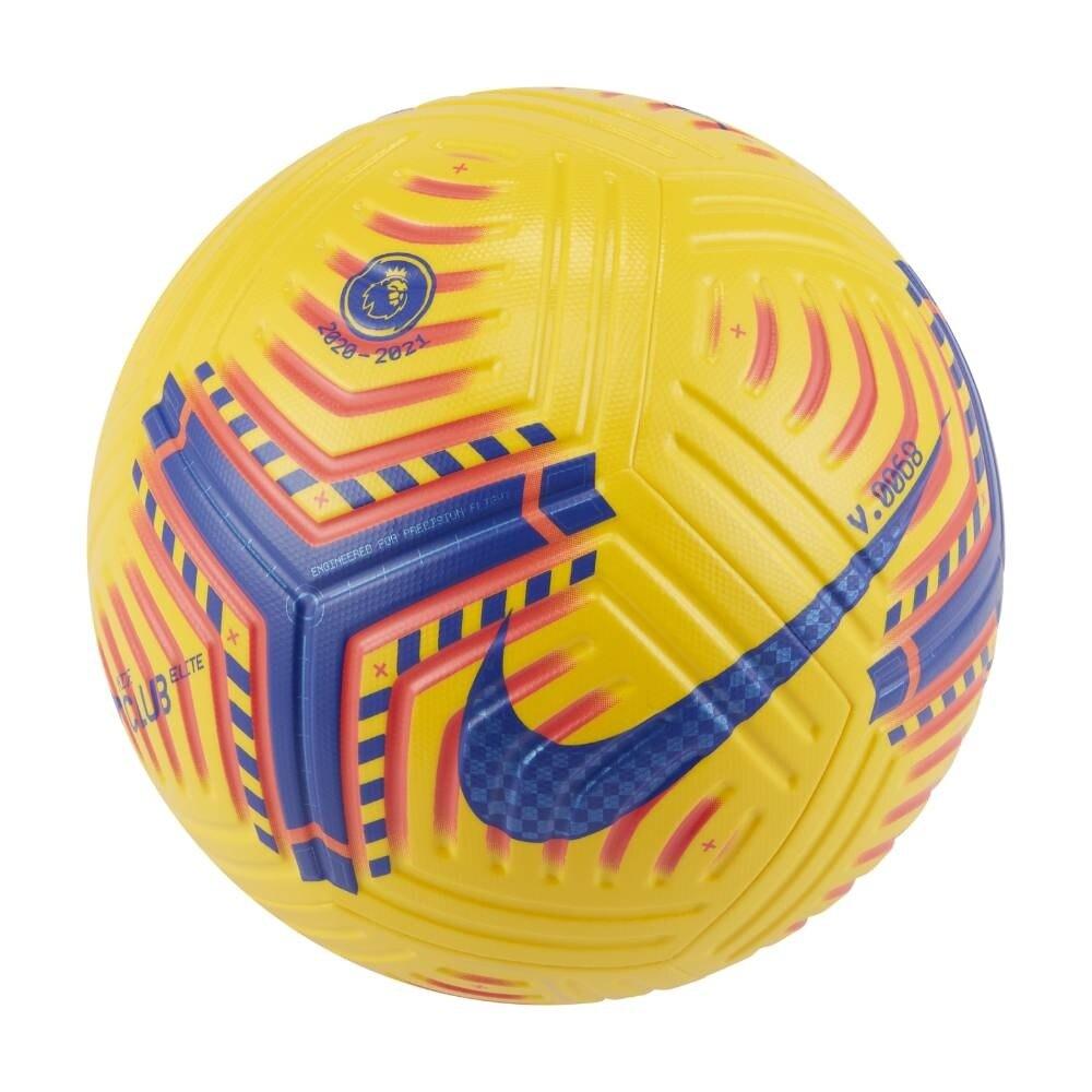 Niek Club Elite Premier League Fotball Hi-Vis 2020/21 Gul