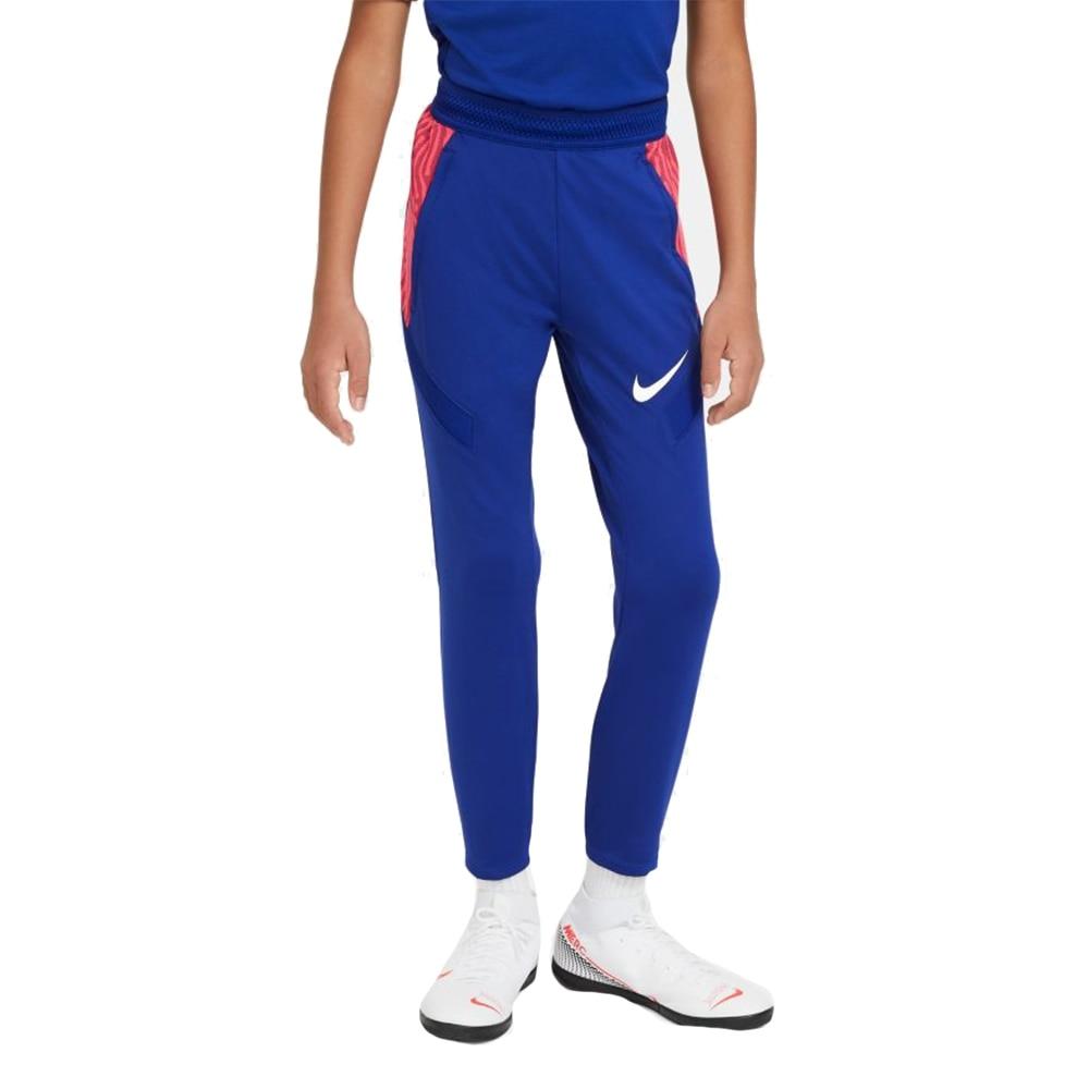 Nike Dry Strike Fotballbukse Barn Blå