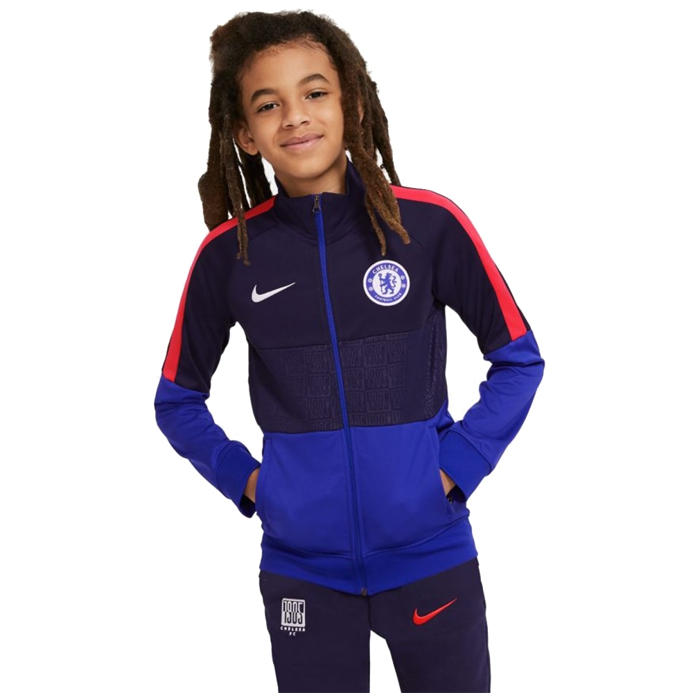Nike Chelsea FC Anthem Fotballjakke 20/21 Barn 3rd