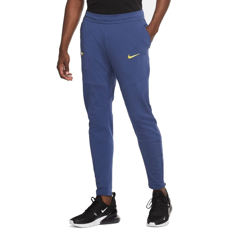 Nike Tottenham Tech Pack Fritidsbukse 20/21 Marine