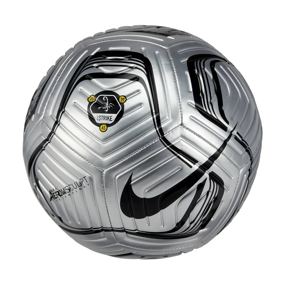 Nike Strike Phantom Fotball Scorpion Sølv