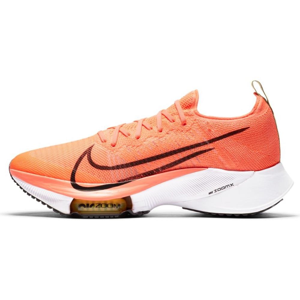 Nike Air Zoom Tempo Next% Flyknit Joggesko Herre Mango