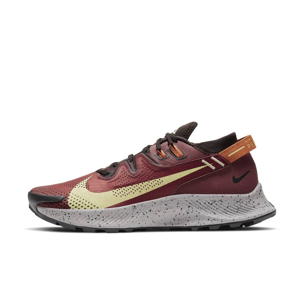 Nike Pegasus Trail 2 Joggesko Herre Burgunder