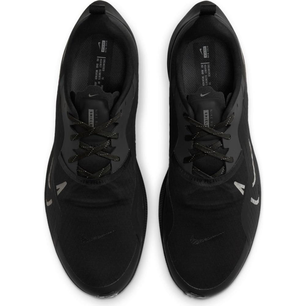 Nike Air Zoom Pegasus 37 Shield Joggesko Herre Sort