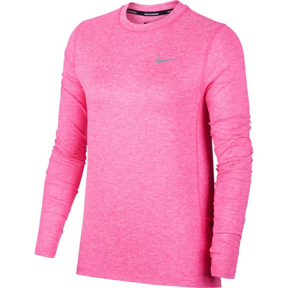 Nike Element Crew Treningstrøye Dame Rosa