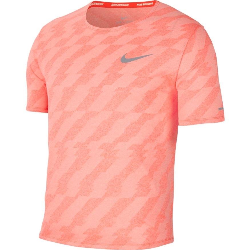 Nike Dri-Fit Miler Treningstrøye Mango