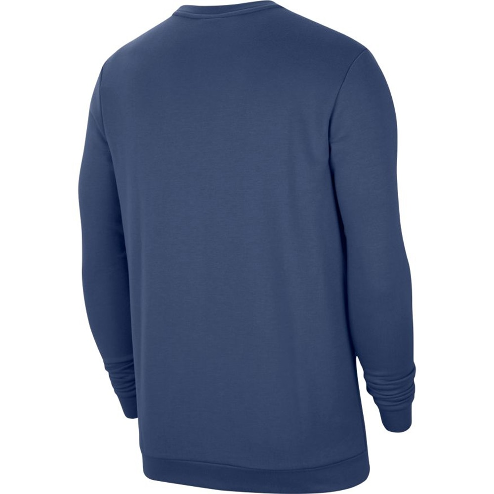 Nike Dry Fleece Crew Treningsgenser Herre Blå