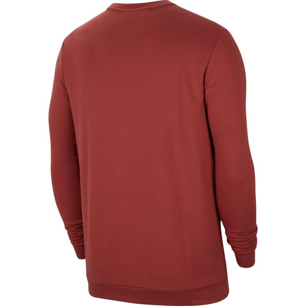 Nike Dry Fleece Crew Treningsgenser Herre Rød