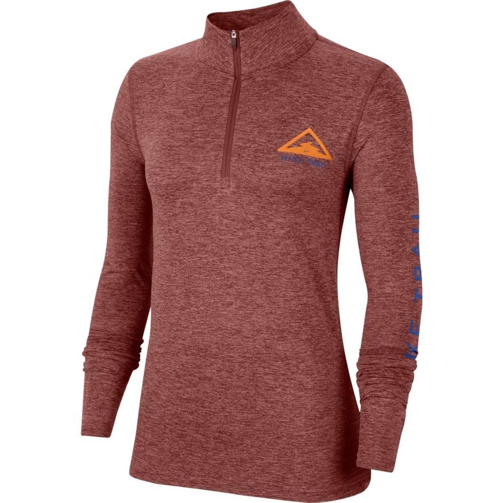 Nike Element Trail Løpegenser Dame Burgunder