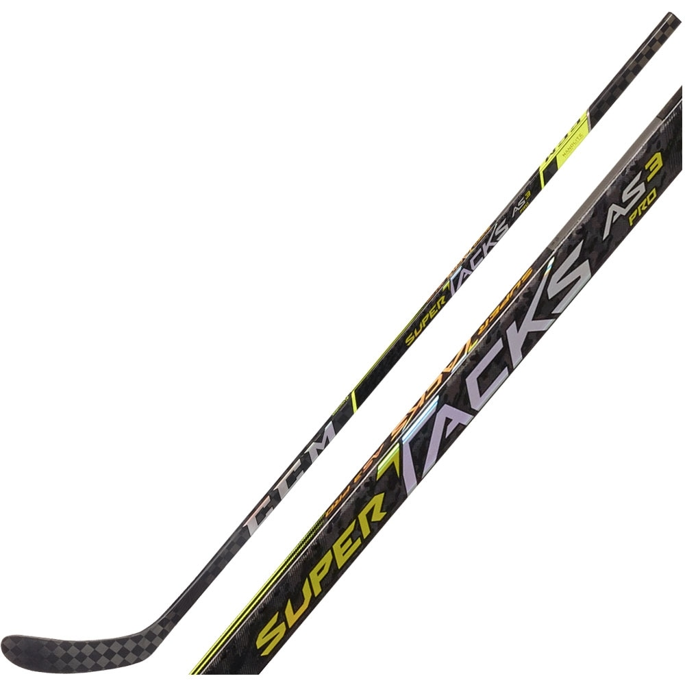 Ccm Super Tacks AS3 PRO Griptac Junior Hockeykølle