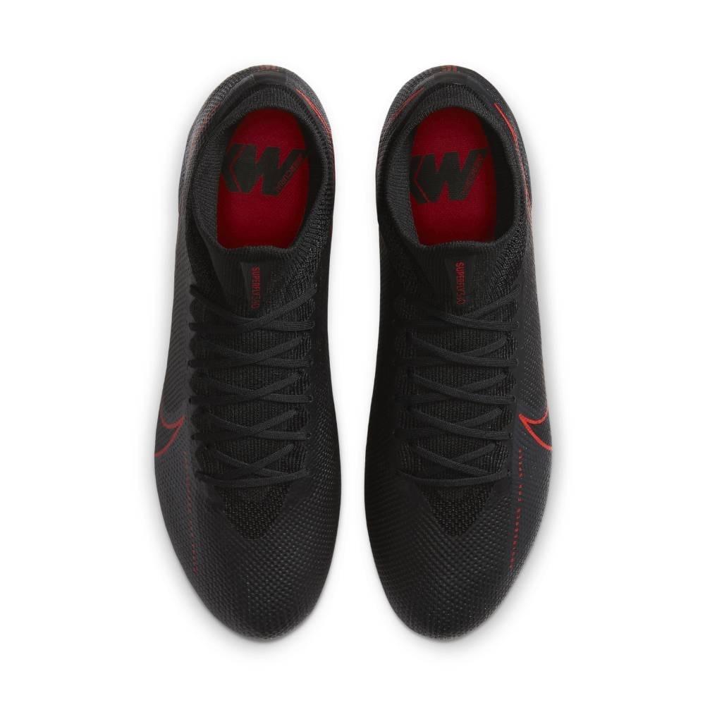 Nike Mercurial Superfly 7 Pro AG-Pro Fotballsko Black x Chile Red Pack
