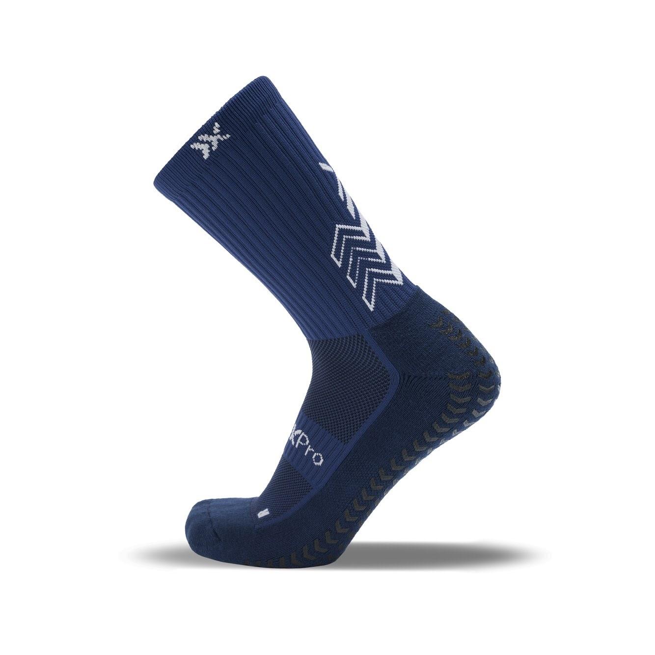 SOXPro Grip Fotballstrømper Mørkeblå