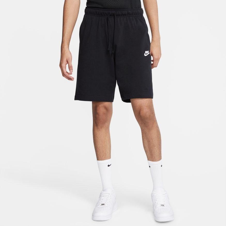 Nike Club Shorts Herre Sort
