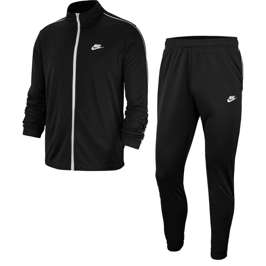 Nike Sportswear Track Suit Treningsdress Herre Sort