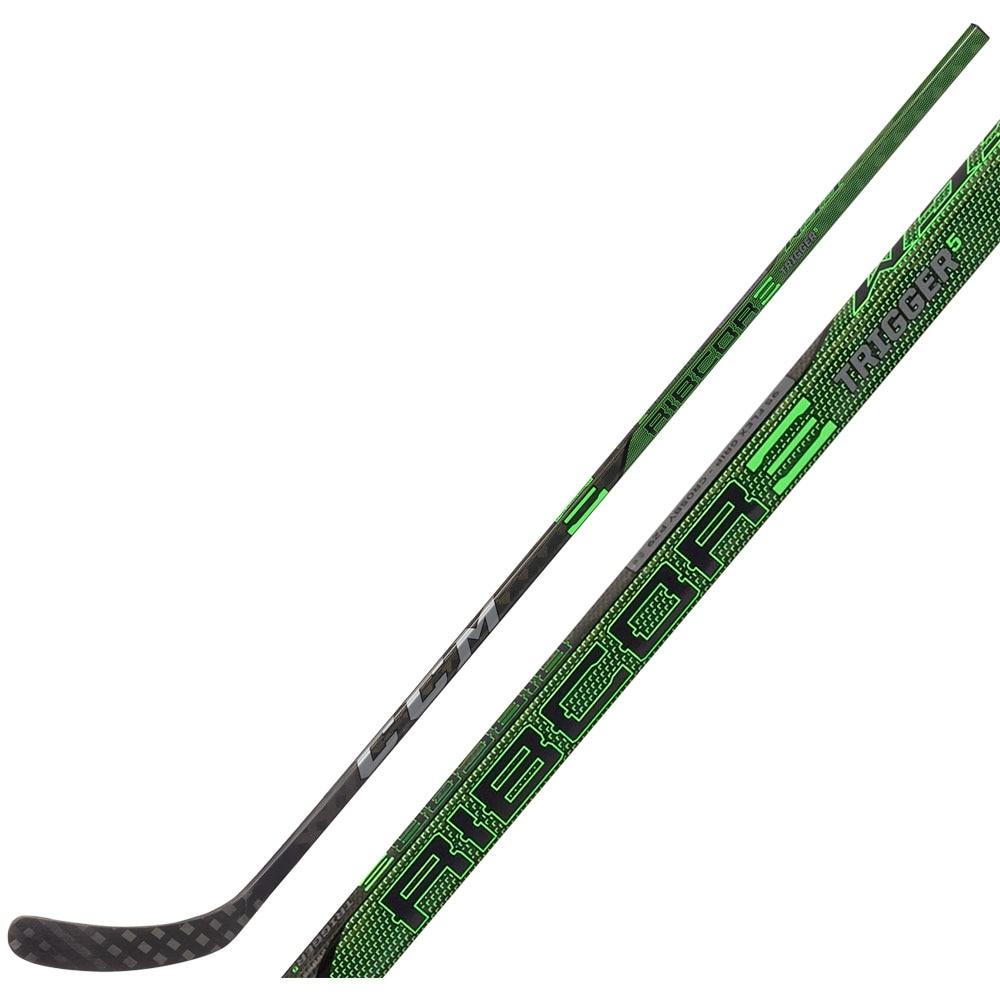 Ccm Ribcor Trigger 5 Griptac Int. Hockeykølle