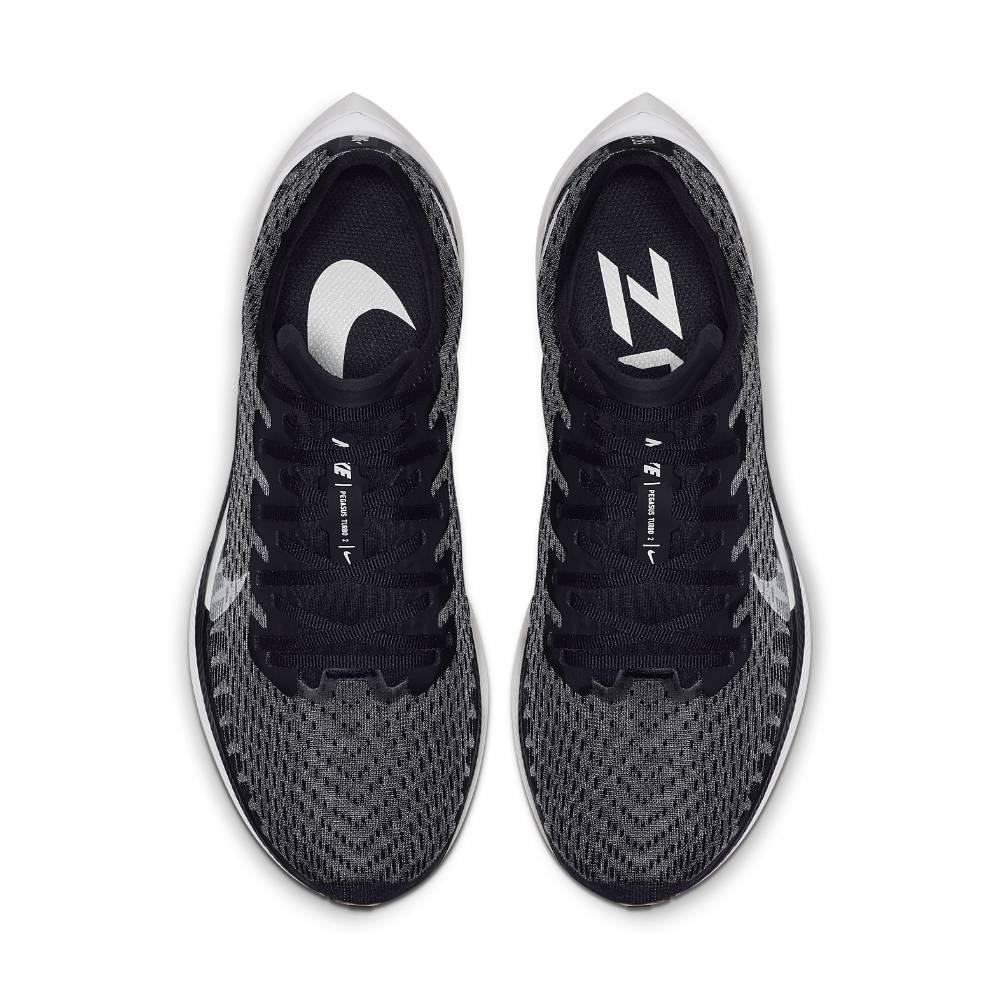 Nike Pegasus Turbo 2 Joggesko Dame Sort
