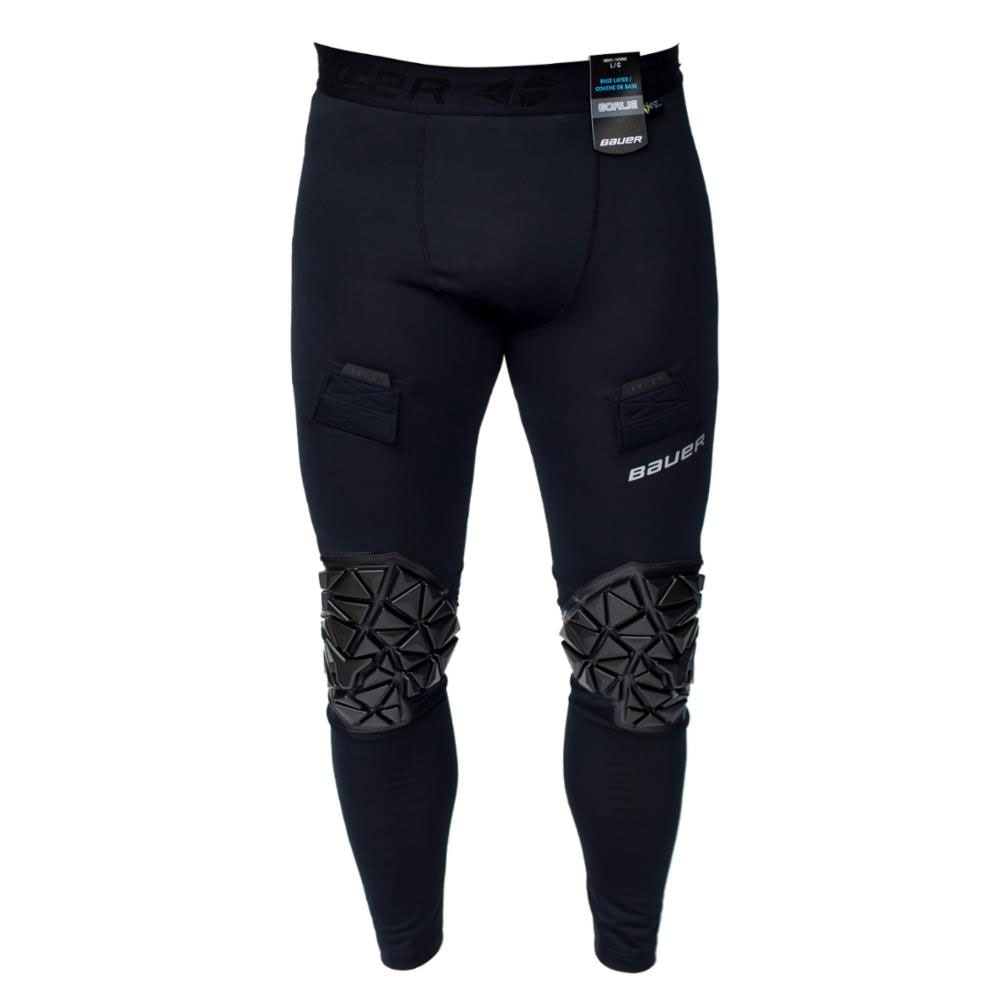 Bauer Elite Padded Keeper Tights Hockey Undertøy