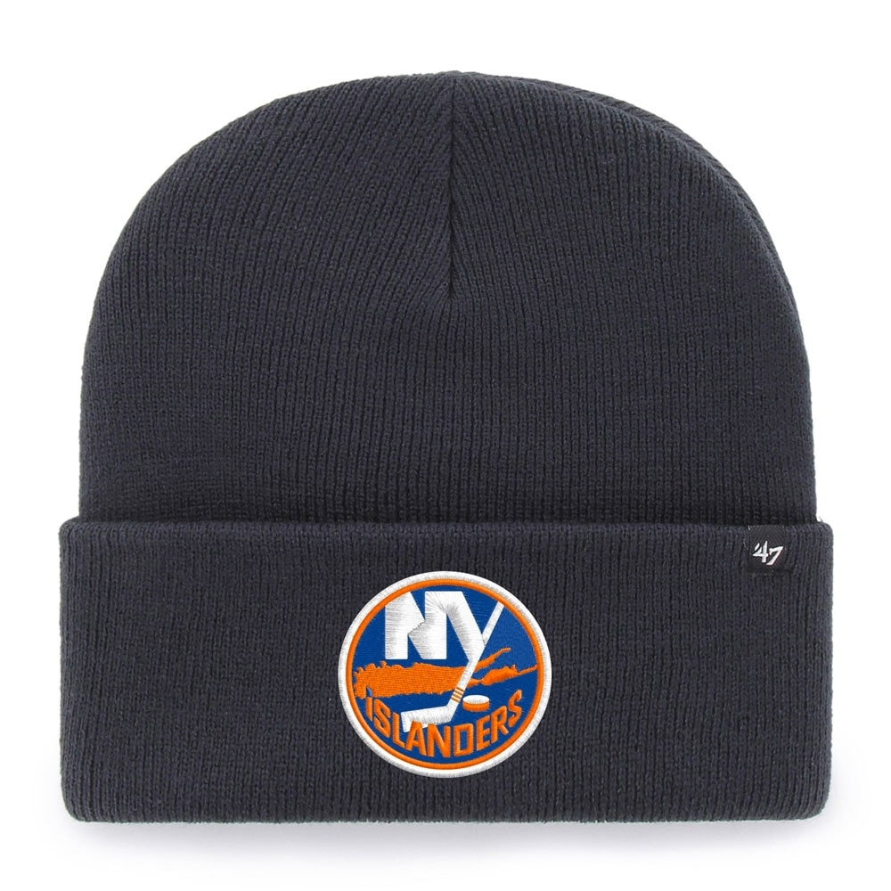 47 NHL Haymaker Knit Cuff Lue New York Islanders
