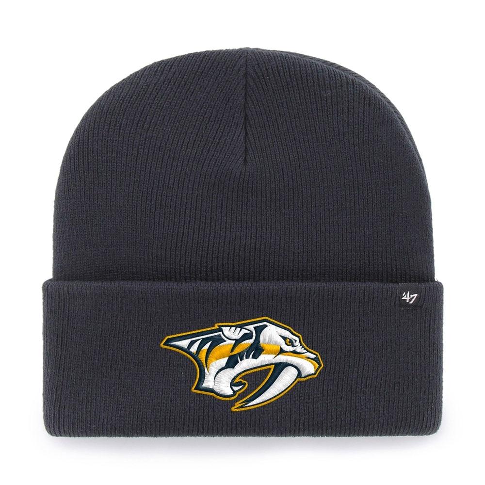 47 NHL Haymaker Knit Cuff Lue Nashville Predators
