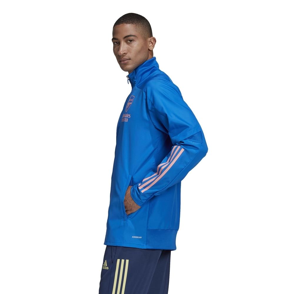 Adidas Arsenal Presentation Fotballjakke 20/21 Blå