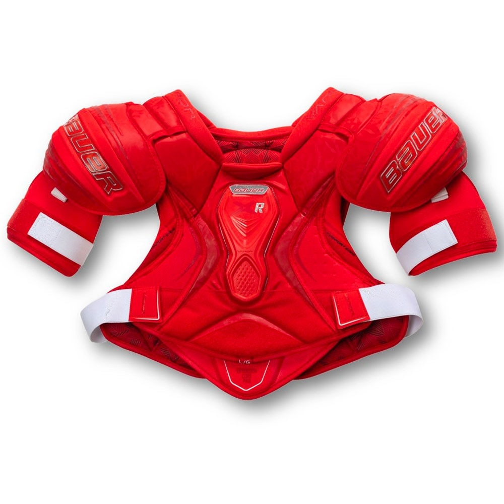 Bauer Vapor X-R Junior Skulderbeskyttelse Hockey