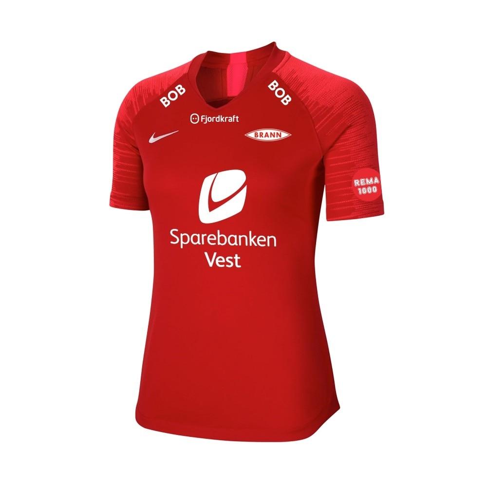 Nike SK Brann Fotballdrakt 2019 Dame Hjemme