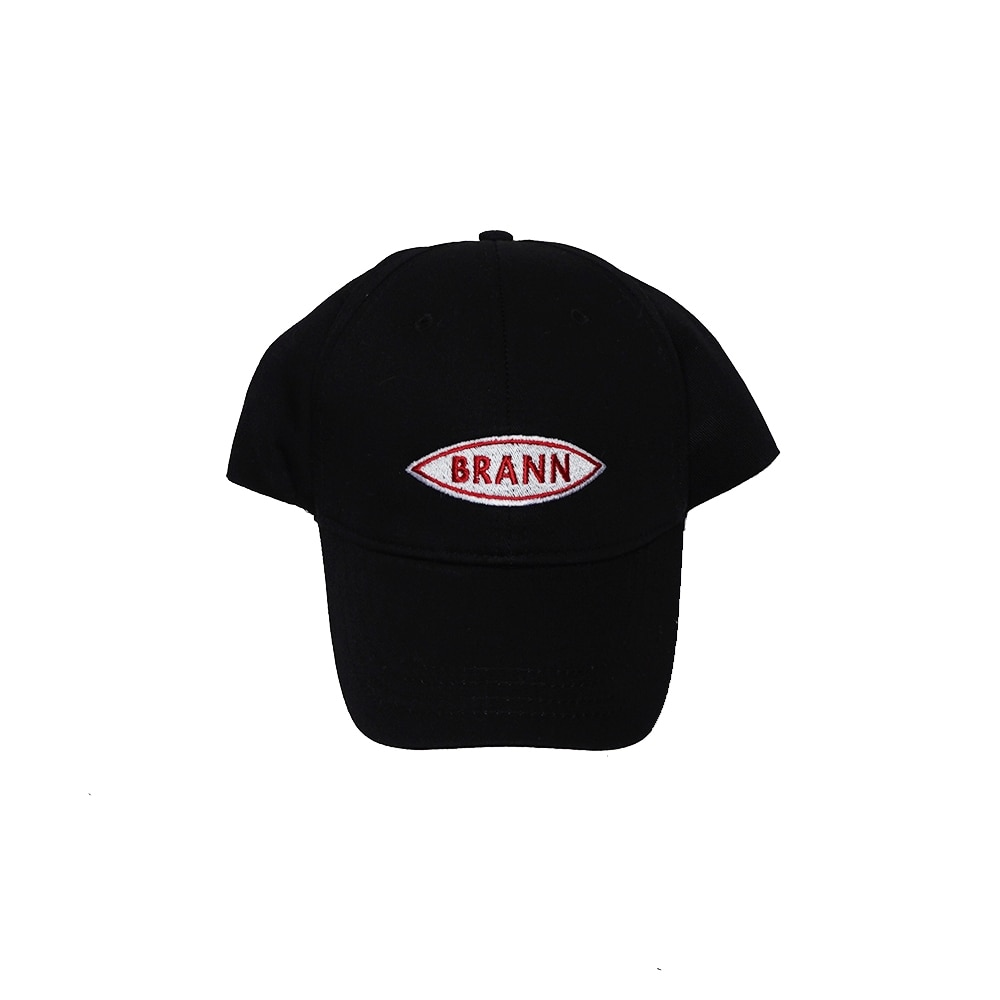 Official Product SK Brann Caps Sort m/emblem