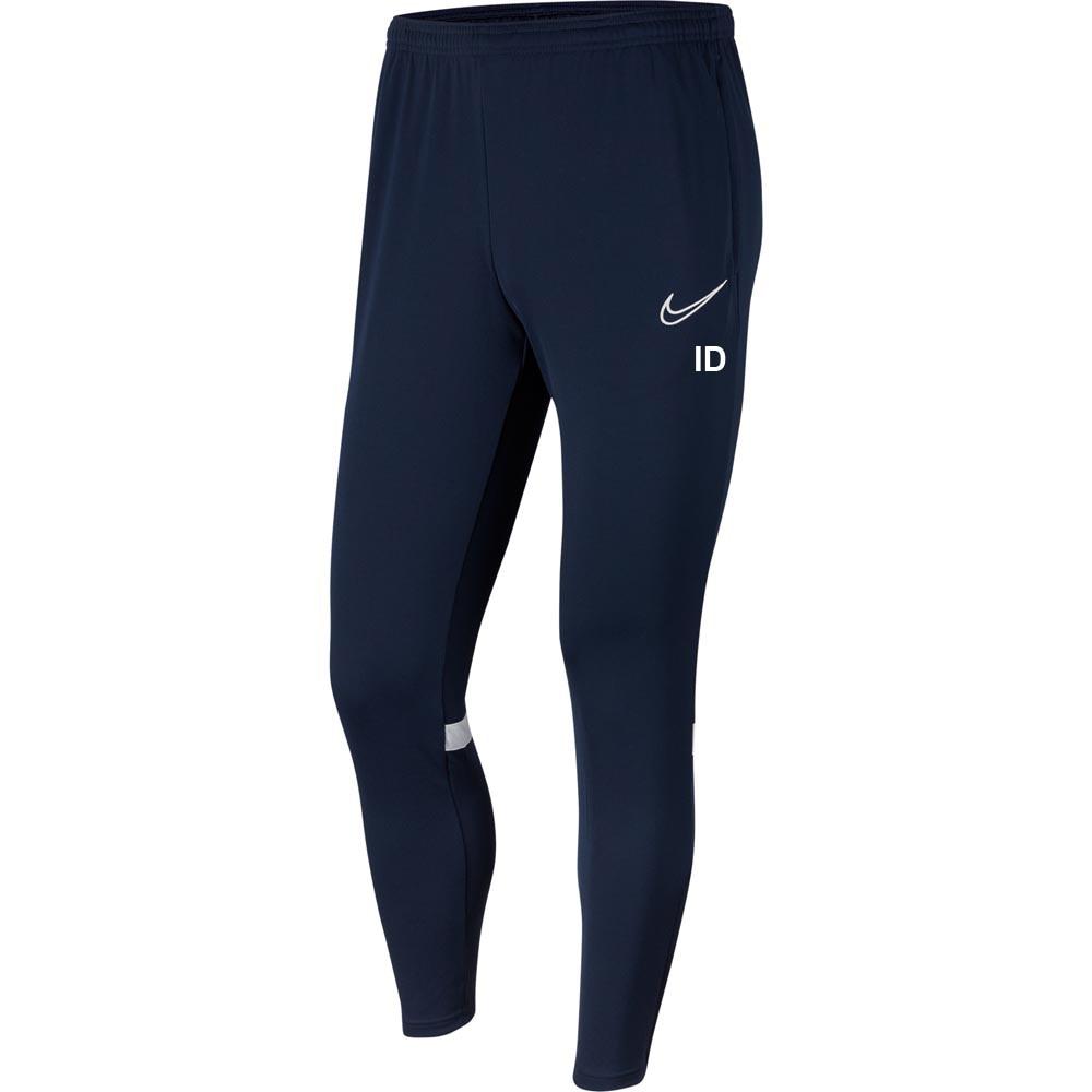 Nike Heming Fotball Treningsbukse Marine