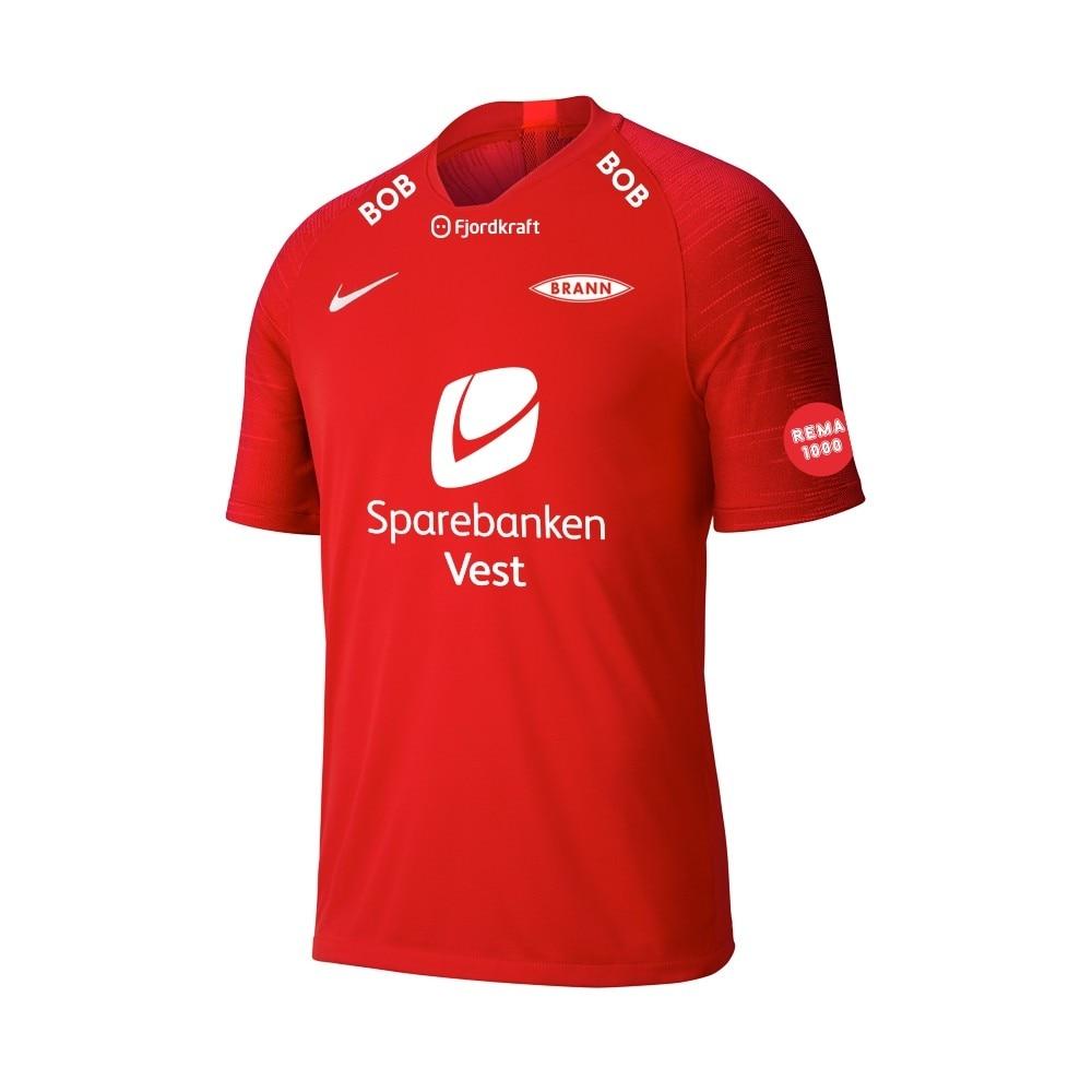 Nike SK Brann Fotballdrakt 2019 Barn Hjemme