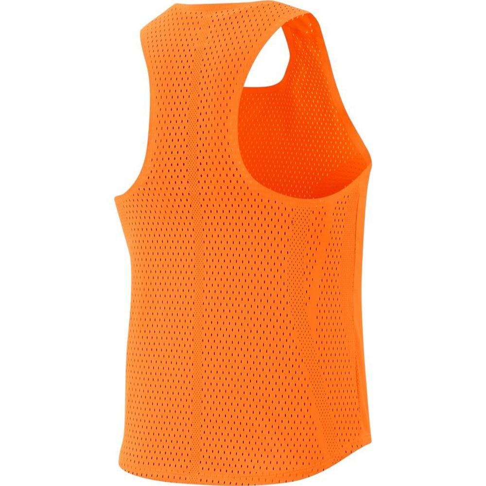 Nike Aeroswift Tank Singlet Herre Oransje