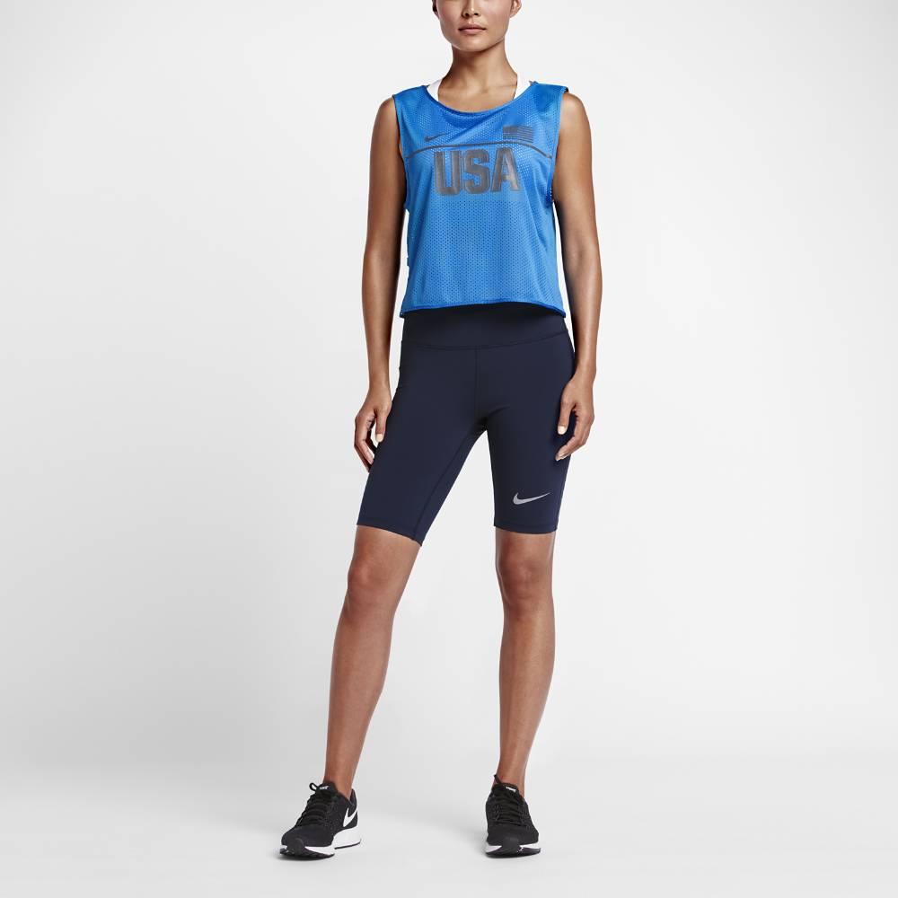 Nike Dry Singlet Top Energy USA