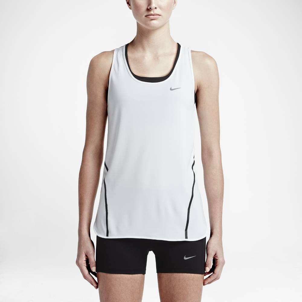 Nike Run Free Løpesinglet Dame Hvit