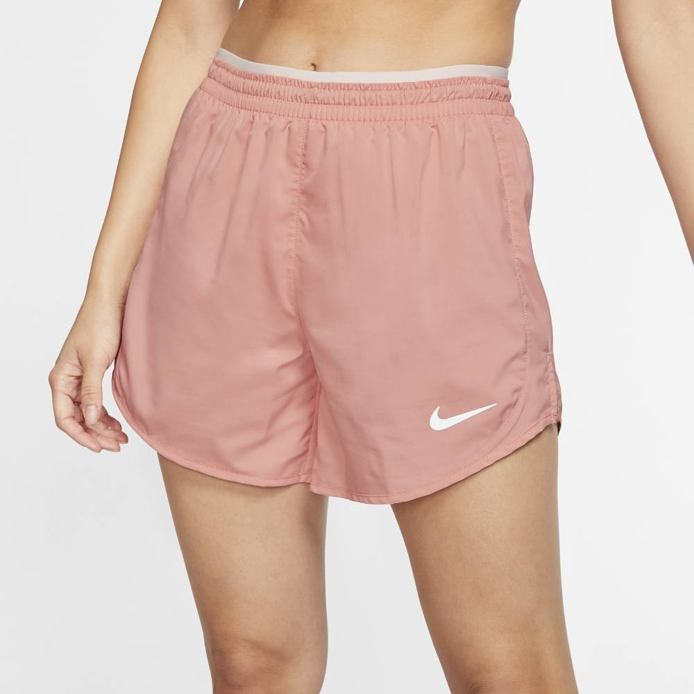 Nike Lux 5inch Løpeshorts Dame Rosa