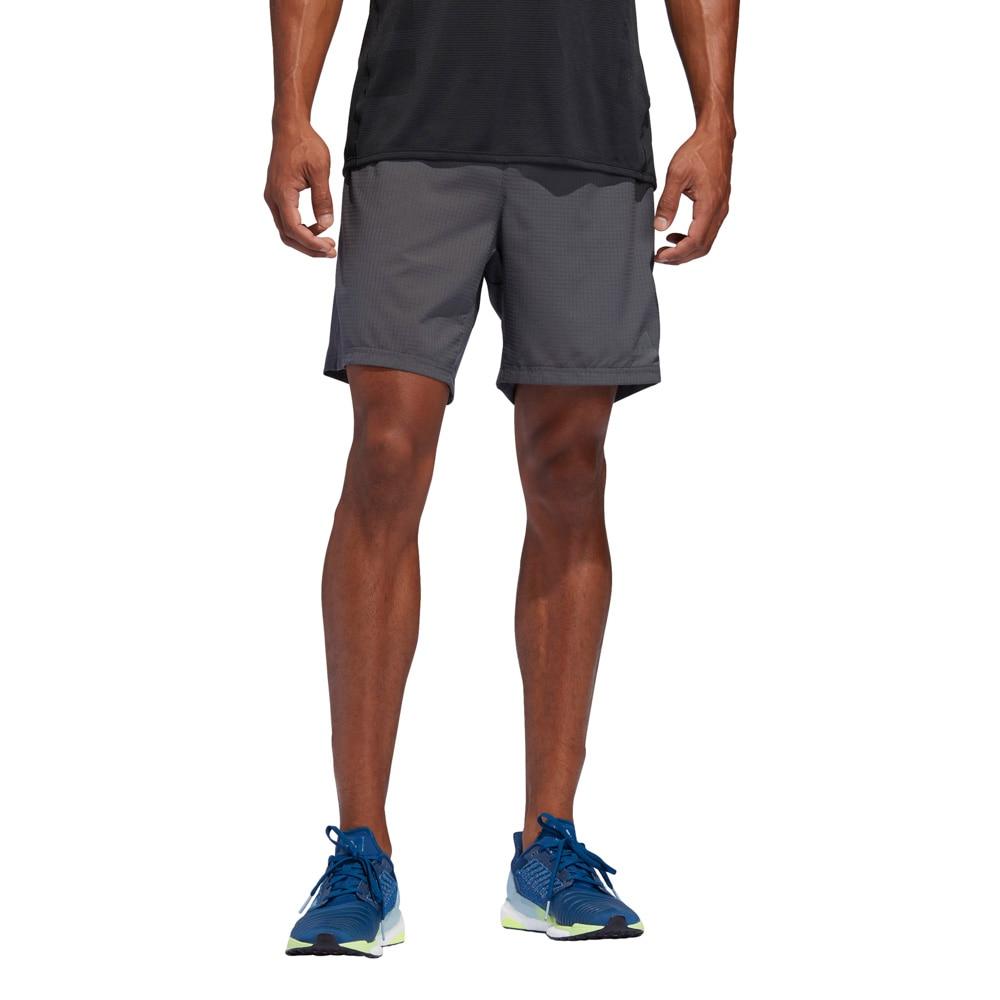 Adidas Supernova Shorts Herre Grå